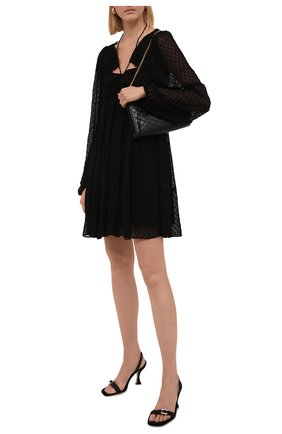 Женское платье из вискозы IRO черного цвета, арт. WP33DIX0N | Фото 2