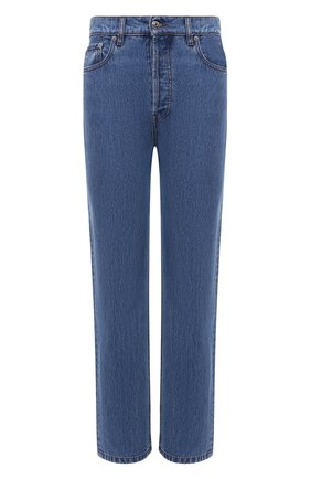 Женские джинсы NANUSHKA голубого цвета, арт. NW21CRPA01555   Фото 1