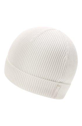 Детского хлопковая шапка MONCLER белого цвета, арт. G2-951-9Z709-00-V9217 | Фото 2