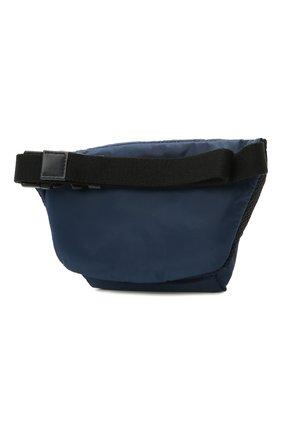 Детская поясная сумка DOLCE & GABBANA темно-синего цвета, арт. EM0103/AT994   Фото 2 (Материал: Текстиль)