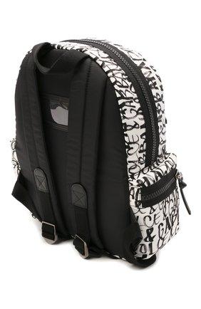Детская рюкзак DOLCE & GABBANA черно-белого цвета, арт. EM0082/AJ770   Фото 2