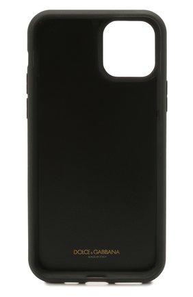Чехол для iphone 11 pro DOLCE & GABBANA красного цвета, арт. BI2689/AU770   Фото 2