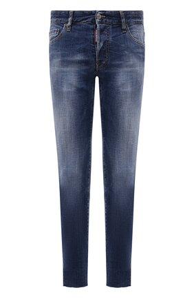 Мужские джинсы DSQUARED2 синего цвета, арт. S74LB0967/S30664 | Фото 1