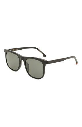 Женские солнцезащитные очки LORO PIANA черного цвета, арт. FAI4927   Фото 1