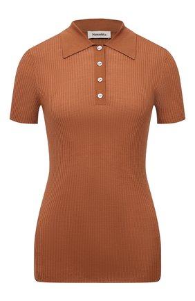 Женский шерстяной пуловер NANUSHKA  цвета, арт. NW21PFTP01076   Фото 1