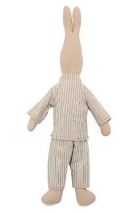 Детского игрушка кролик MAILEG бежевого цвета, арт. 16-9222-00 | Фото 2