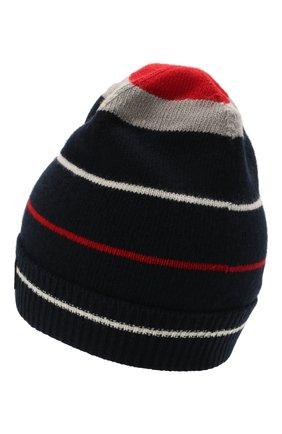 Детского шерстяная шапка DOLCE & GABBANA разноцветного цвета, арт. LBKH02/JBVE4 | Фото 2