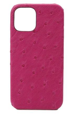 Чехол для iphone 12 pro 2MESTYLE фуксия цвета, арт. DD404 | Фото 1