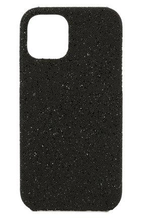Чехол для iphone 12 pro 2MESTYLE черного цвета, арт. DD397 | Фото 1