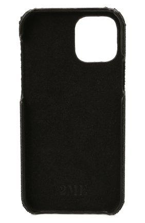 Чехол для iphone 12 pro 2MESTYLE черного цвета, арт. DD397 | Фото 2