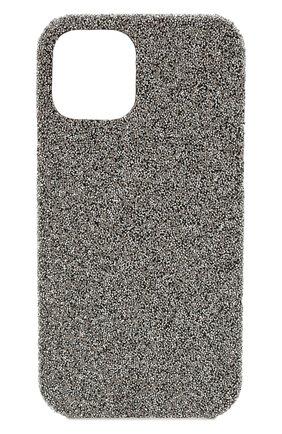 Чехол для iphone 12 pro 2MESTYLE серебряного цвета, арт. DD396 | Фото 1