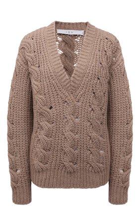 Женский свитер IRO бежевого цвета, арт. WP12BYBA | Фото 1