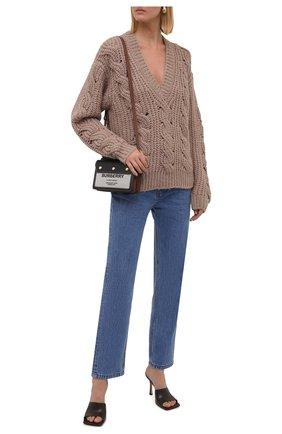 Женский свитер IRO бежевого цвета, арт. WP12BYBA | Фото 2