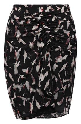 Женская юбка из вискозы и шелка IRO разноцветного цвета, арт. WP31CIARA | Фото 1