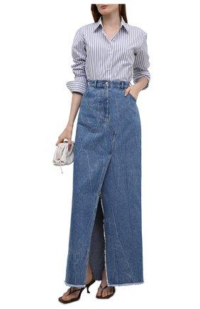 Джинсовая юбка | Фото №2