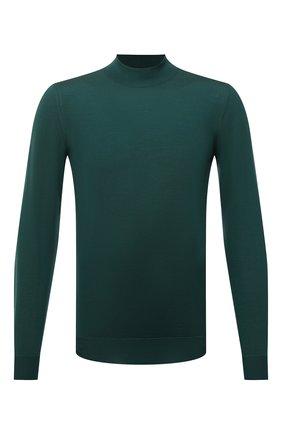 Мужской шерстяная водолазка SVEVO зеленого цвета, арт. 1314/3SA21/MP13 | Фото 1
