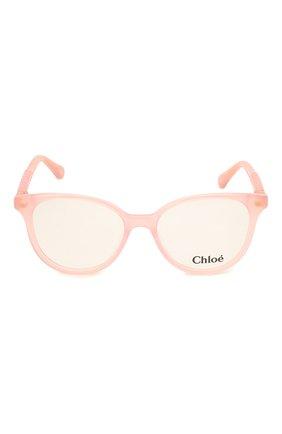 Детские оправа CHLOE розового цвета, арт. CC0002 002 | Фото 2