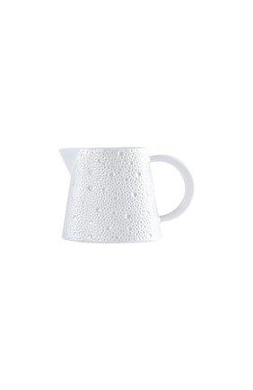 Молочник ecume perle BERNARDAUD белого цвета, арт. 1975/20523 | Фото 1 (Ограничения доставки: fragile-2)