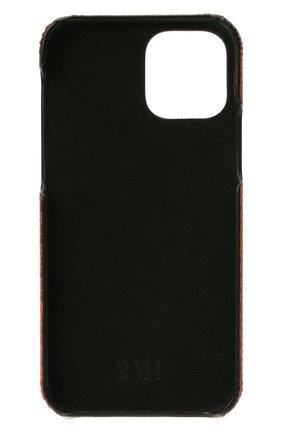 Чехол для iphone 12 pro 2MESTYLE коричневого цвета, арт. DD414/VNIL | Фото 2