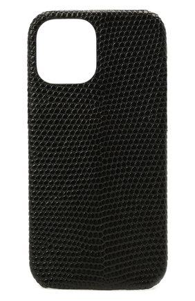 Чехол для iphone 12 pro max 2MESTYLE черного цвета, арт. DD411/VNIL | Фото 1