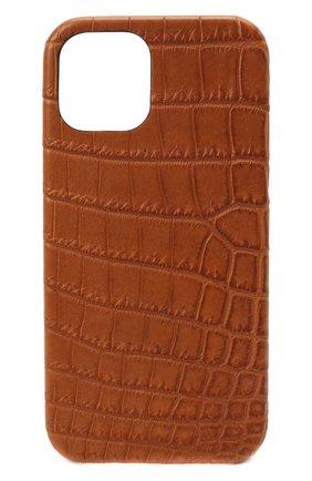 Чехол для iphone 12 pro 2MESTYLE светло-коричневого цвета, арт. DD390/AMIS | Фото 1