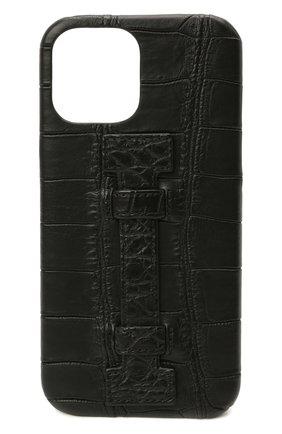 Чехол для iphone 12 pro max 2MESTYLE черного цвета, арт. DD387/CNIL | Фото 1