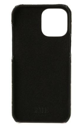 Чехол для iphone 12 pro max 2MESTYLE зеленого цвета, арт. DD385/AMIS | Фото 2