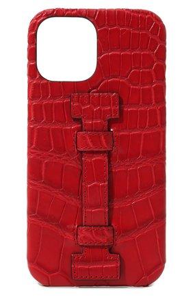 Чехол для iphone 12 pro max 2MESTYLE красного цвета, арт. DD384/AMIS | Фото 1