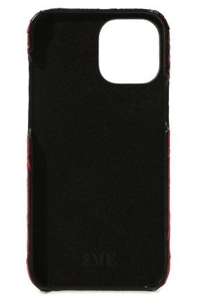 Чехол для iphone 12 pro max 2MESTYLE красного цвета, арт. DD384/AMIS | Фото 2