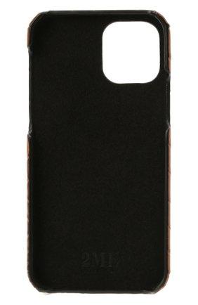 Чехол для iphone 12 pro max 2MESTYLE светло-коричневого цвета, арт. DD382/CNIL | Фото 2
