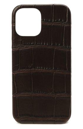 Чехол для iphone 12 pro max 2MESTYLE коричневого цвета, арт. DD379/CNIL | Фото 1