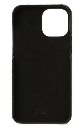 Чехол для iphone 12 pro max 2MESTYLE коричневого цвета, арт. DD379/CNIL | Фото 2
