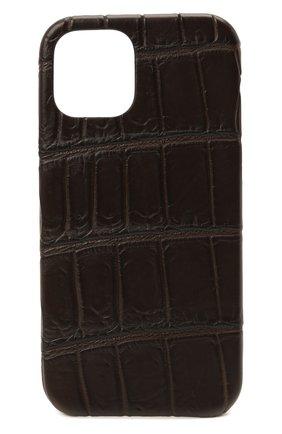 Чехол для iphone 12 pro 2MESTYLE коричневого цвета, арт. DD378/CNIL | Фото 1