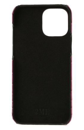 Чехол для iphone 12 pro max 2MESTYLE фуксия цвета, арт. DD375/CNIL | Фото 2