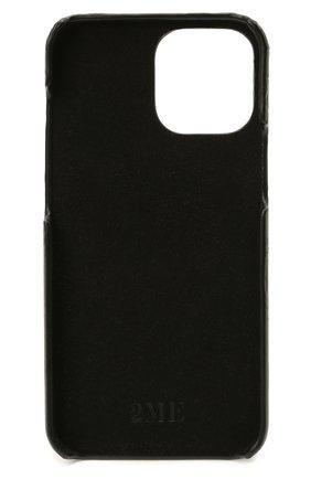 Чехол для iphone 12 pro max 2MESTYLE темно-зеленого цвета, арт. DD371/CSIA | Фото 2