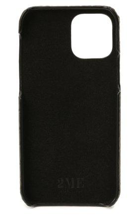 Чехол для iphone 12 pro 2MESTYLE темно-зеленого цвета, арт. DD370/CSIA | Фото 2