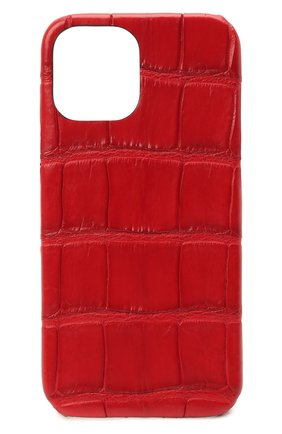 Чехол для iphone 12 pro max 2MESTYLE красного цвета, арт. DD369/CSIA | Фото 1
