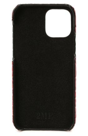 Чехол для iphone 12 pro 2MESTYLE красного цвета, арт. DD368/CSIA | Фото 2