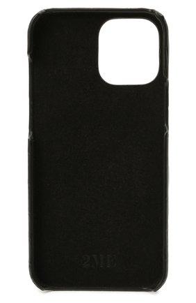 Чехол для iphone 12 pro max 2MESTYLE черного цвета, арт. DD367/AMIS | Фото 2