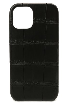 Чехол для iphone 12 pro 2MESTYLE черного цвета, арт. DD366/AMIS | Фото 1