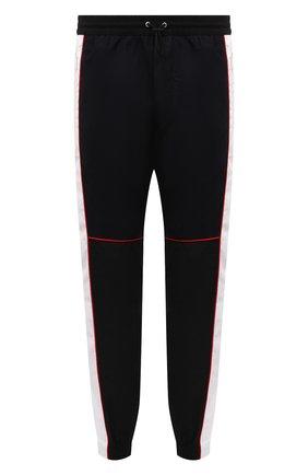 Мужские джоггеры DSQUARED2 черного цвета, арт. S74KB0592/S47858   Фото 1