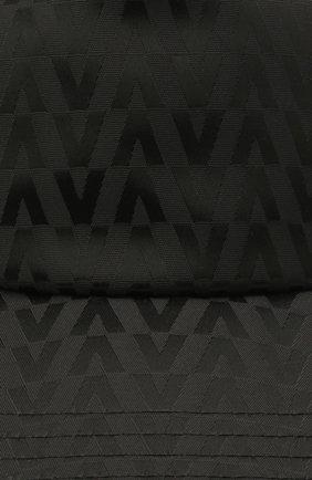 Мужской бейсболка VALENTINO черного цвета, арт. WY2HDA10/MCA   Фото 4 (Материал: Текстиль, Синтетический материал)
