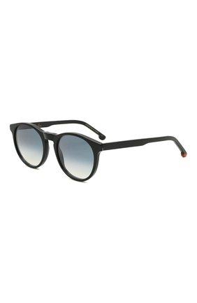 Женские солнцезащитные очки LORO PIANA черного цвета, арт. FAL0261   Фото 1 (Тип очков: С/з)