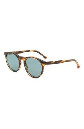 Женские солнцезащитные очки LORO PIANA коричневого цвета, арт. FAL0261   Фото 1 (Тип очков: С/з)