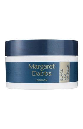 Маска для ног black leg masque (200g) MARGARET DABBS бесцветного цвета, арт. 5060096284949   Фото 1