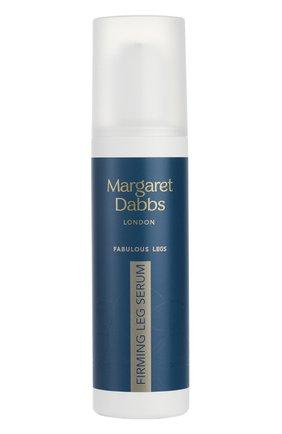 Укрепляющая сыворотка для ног firming leg serum (200ml) MARGARET DABBS бесцветного цвета, арт. 5060096284833   Фото 1