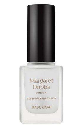 Базовое покрытие для ногтей conditioining base coat (9ml) MARGARET DABBS бесцветного цвета, арт. 5060096285298 | Фото 1