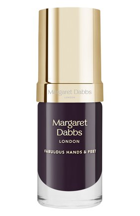 Лак для ногтей nail polish, оттенок black rose (9ml) MARGARET DABBS бесцветного цвета, арт. 5060096284185 | Фото 1