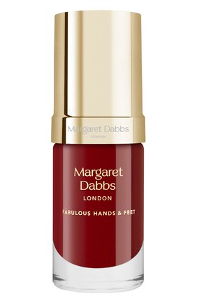 Лак для ногтей nail polish, оттенок poinsettia (9ml) MARGARET DABBS бесцветного цвета, арт. 5060096281825 | Фото 1