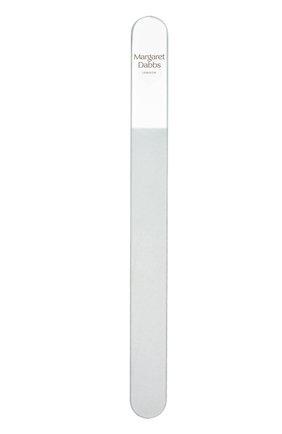 Пилка для ногтей professional crystal nail file MARGARET DABBS бесцветного цвета, арт. 5060096280125 | Фото 1